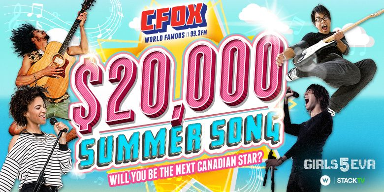 $20,000 Summer Song Contest – Judging Period
