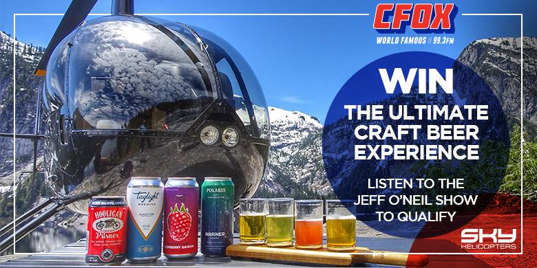 The Ultimate Social Distancing Beer Flights