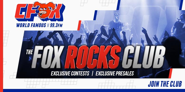 FOX Rocks Club