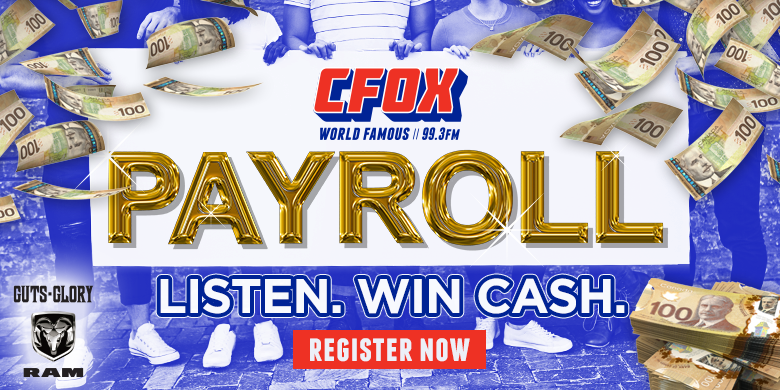 CFOX PAYROLL IS BACK!
