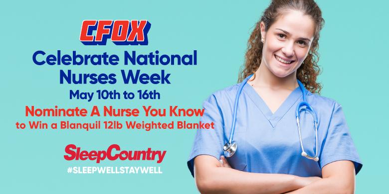 Celebrate Nurses week with us!