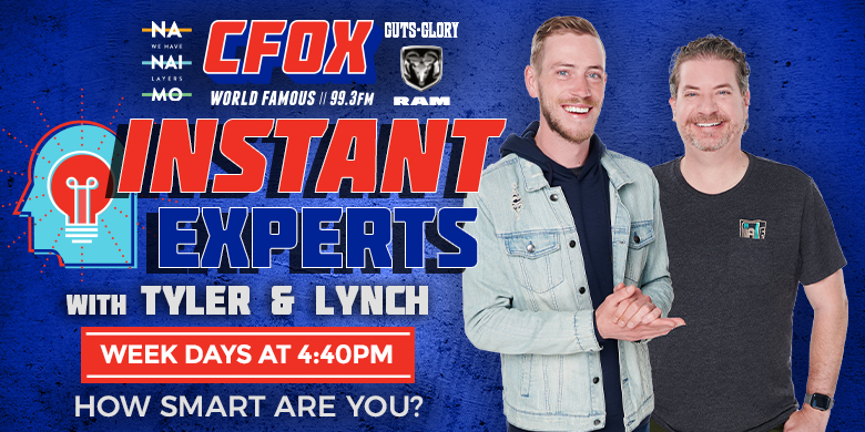 Instant Experts with Tyler & Lynch