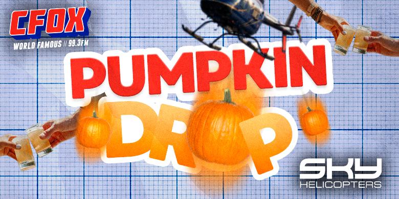 CFOX Pumpkin Drop